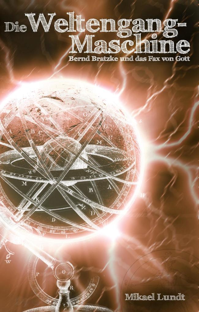 Die Weltengang-Maschine als Buch