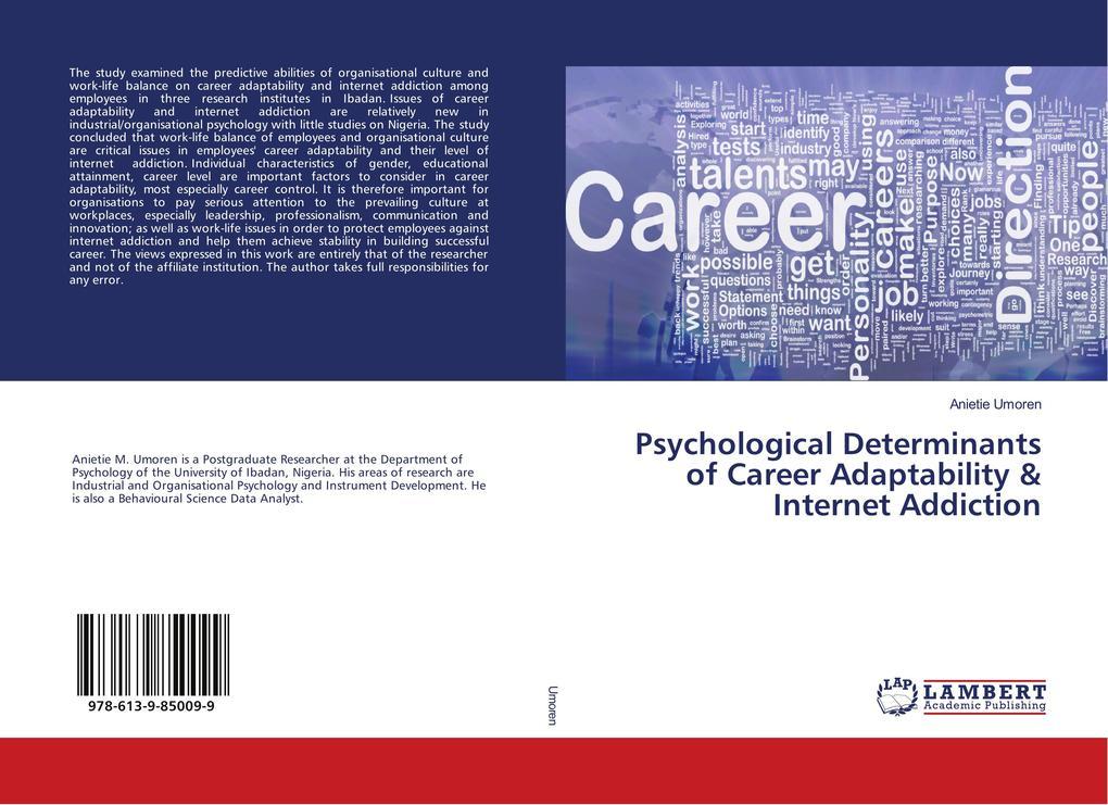 Psychological Determinants of Career Adaptabili...