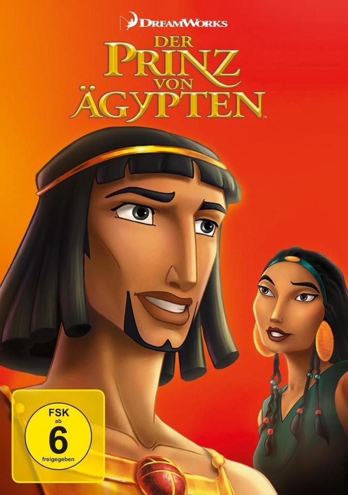 Der Prinz von Ägypten als DVD