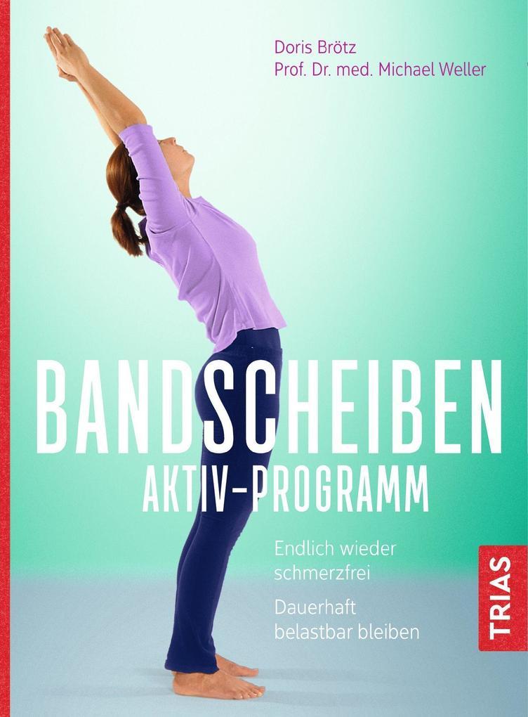 Bandscheiben-Aktiv-Programm als Buch