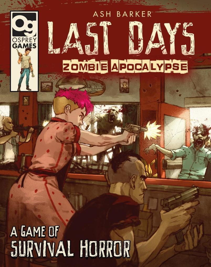 Last Days: Zombie Apocalypse als eBook Download...