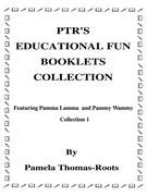 PTR's Educational Fun Booklets Collection: Collection One