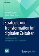 Strategie und Transformation im digitalen Zeitalter
