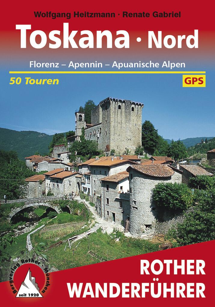 Toskana Nord als eBook