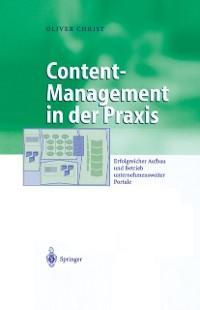 Content-Management in der Praxis als eBook Down...