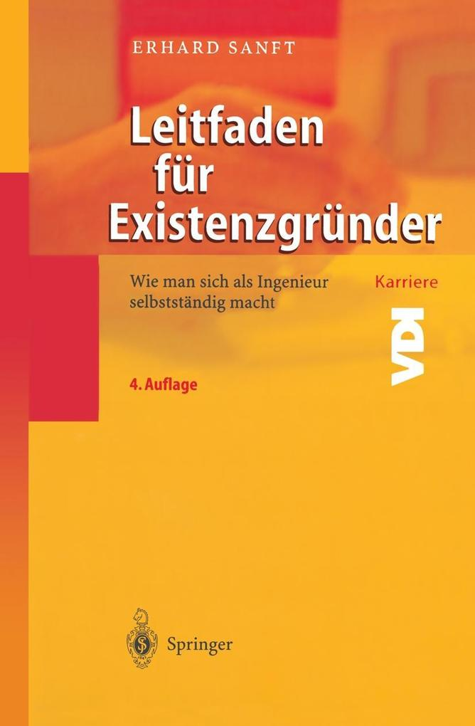Leitfaden fur Existenzgrunder als eBook Downloa...