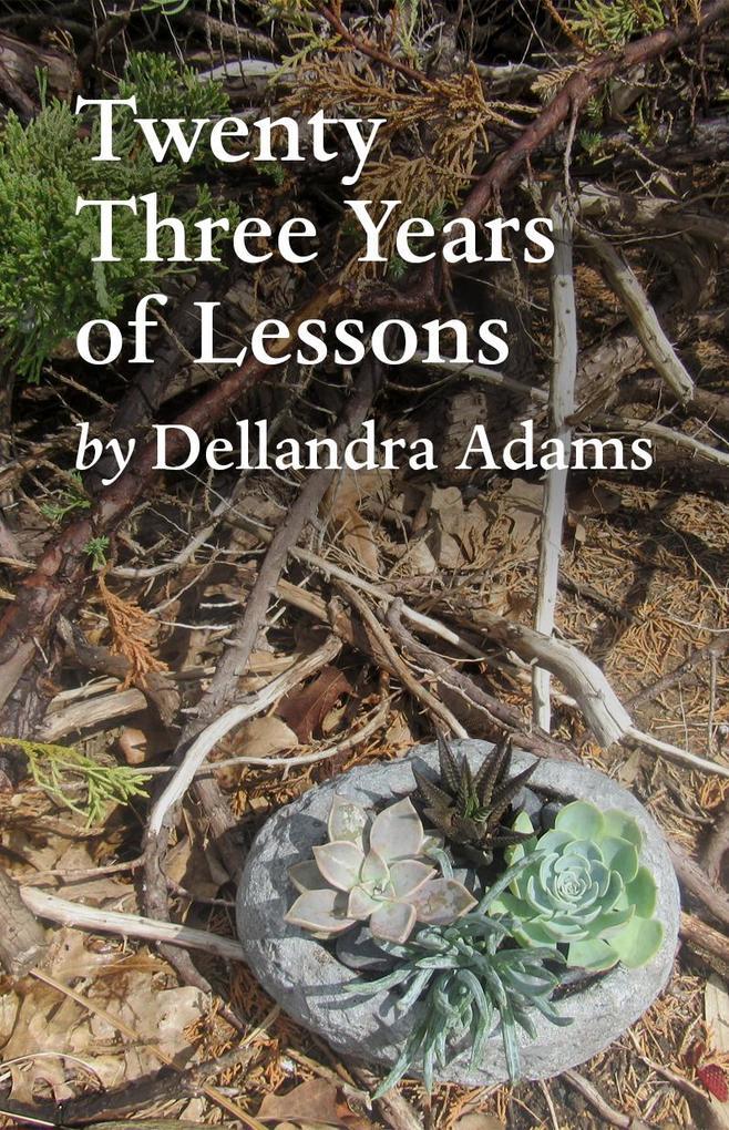 Twenty Three Years of Lessons als eBook Downloa...
