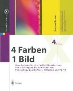 4 Farben - ein Bild als eBook