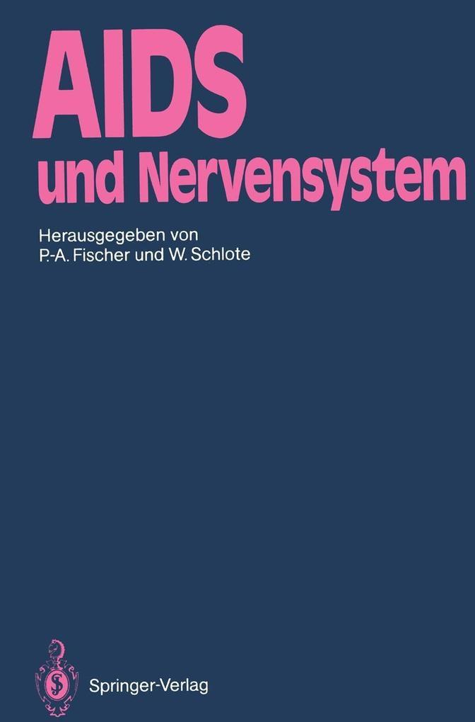 AIDS und Nervensystem als eBook Download von