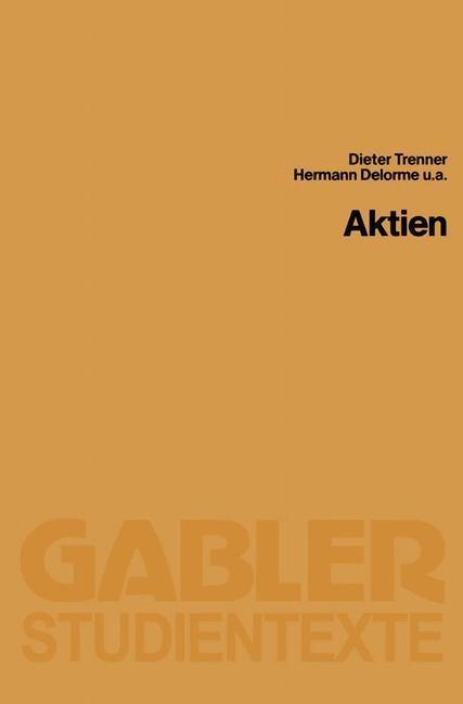 Aktien als eBook Download von Hermann Delorme, ...
