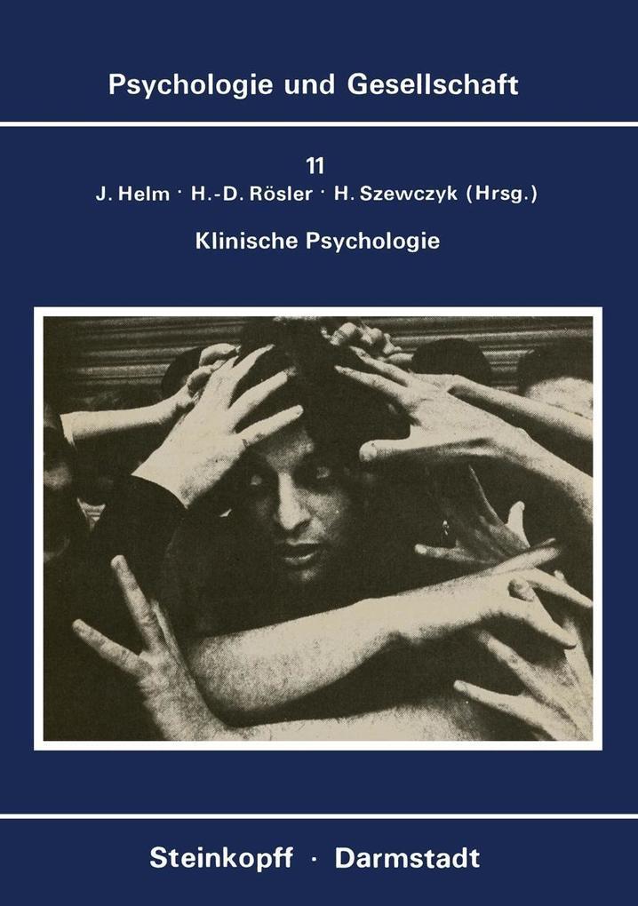 Klinische Psychologie als eBook Download von