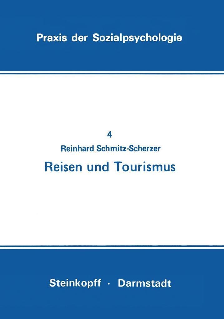 Reisen und Tourismus als eBook Download von