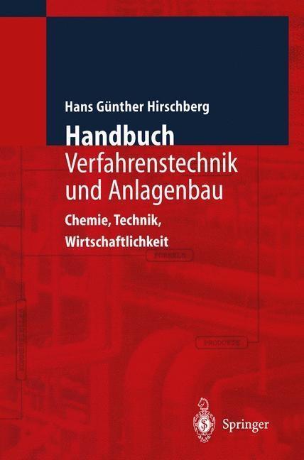 Handbuch Verfahrenstechnik und Anlagenbau als e...