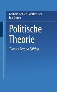 Politische Theorie als eBook Download von