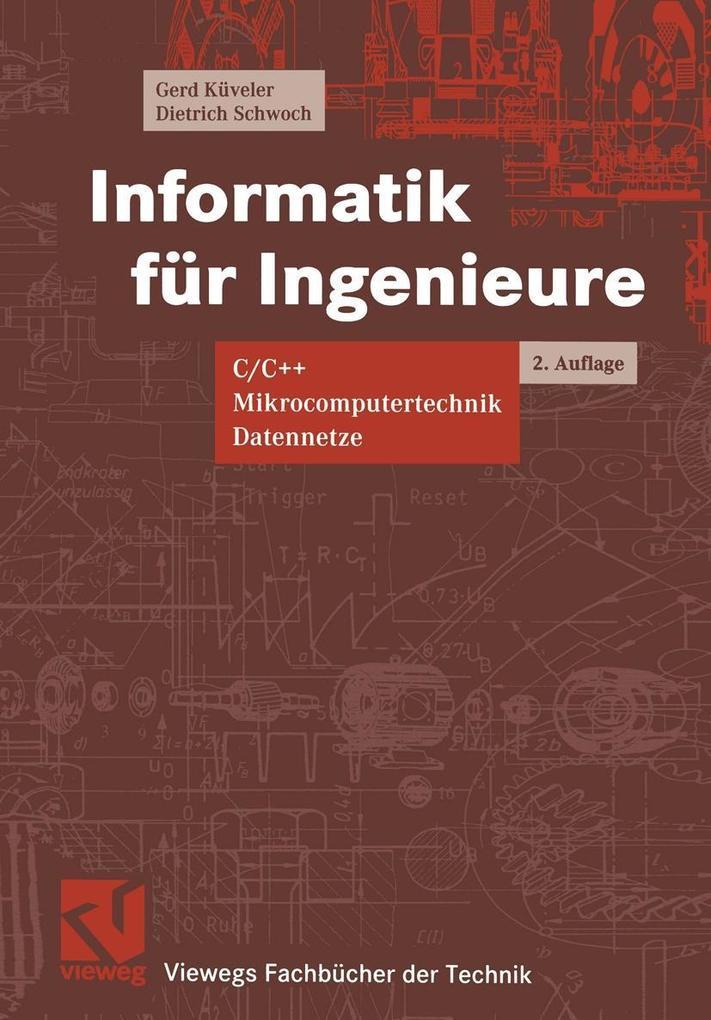 Informatik fur Ingenieure als eBook Download vo...