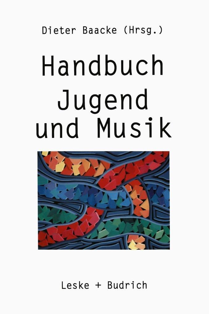 Handbuch Jugend und Musik als eBook Download von