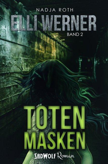 Totenmasken als Buch