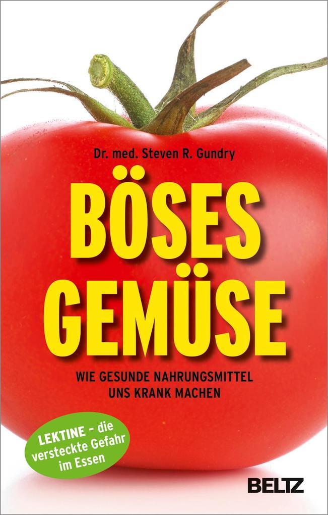 Böses Gemüse als Buch