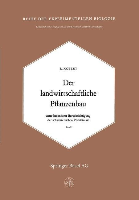Der Landwirtschaftliche Pflanzenbau als eBook D...