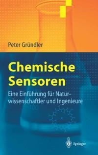 Chemische Sensoren als eBook Download von Peter...