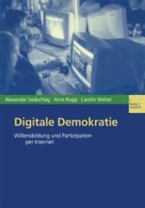 Digitale Demokratie als eBook