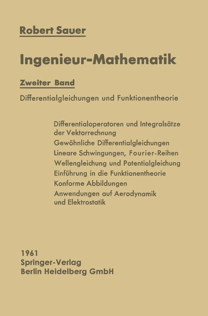 Ingenieur-Mathematik als eBook Download von Rob...