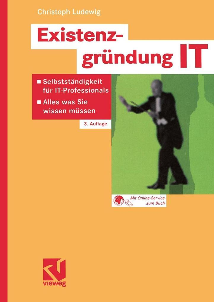 Existenzgrundung IT als eBook Download von Chri...