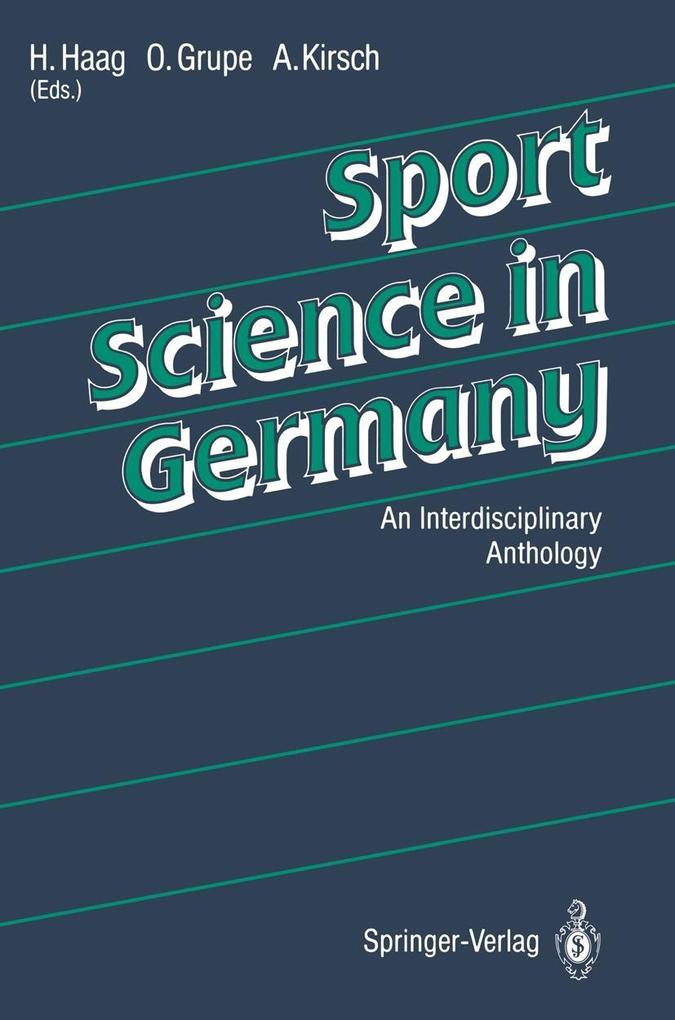 Sport Science in Germany als eBook Download von