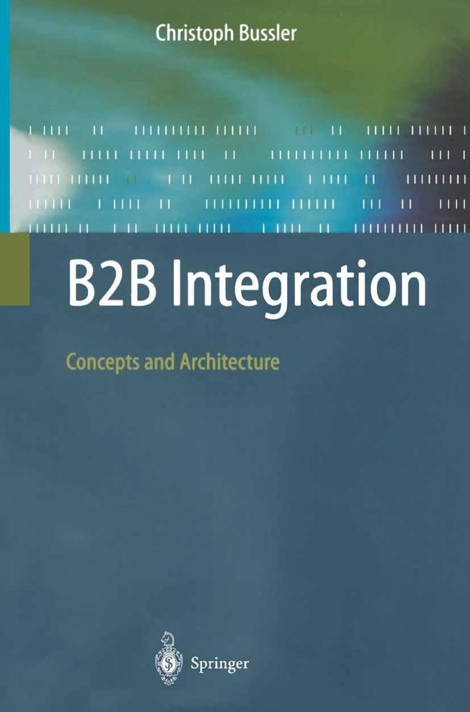 B2B Integration als eBook Download von Christop...