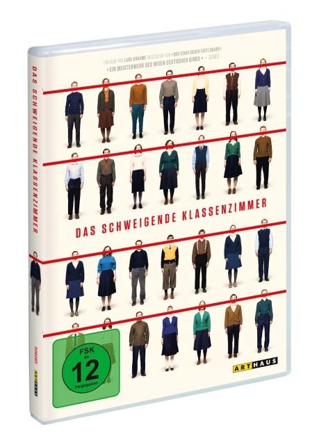 Das schweigende Klassenzimmer als DVD