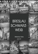 BRESLAU SCHWARZWEIß (Tischkalender 2019 DIN A5 hoch)