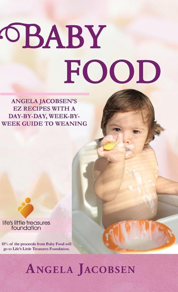 Baby Food als Buch von Angela Jacobsen
