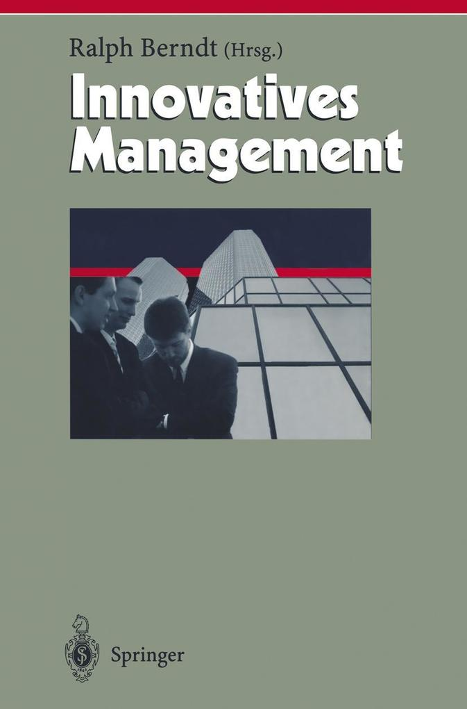 Innovatives Management als eBook Download von