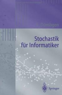 Stochastik fur Informatiker als eBook Download ...