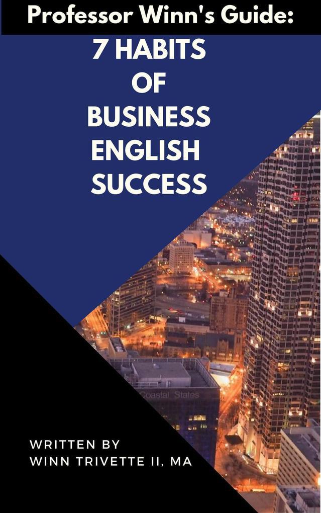 7 Habits of Business English Success als eBook ...