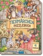 Puzzlebuch Tiermärchen