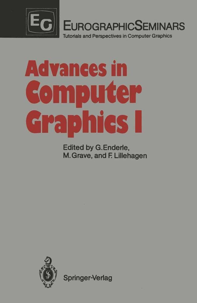 Advances in Computer Graphics I als eBook Downl...