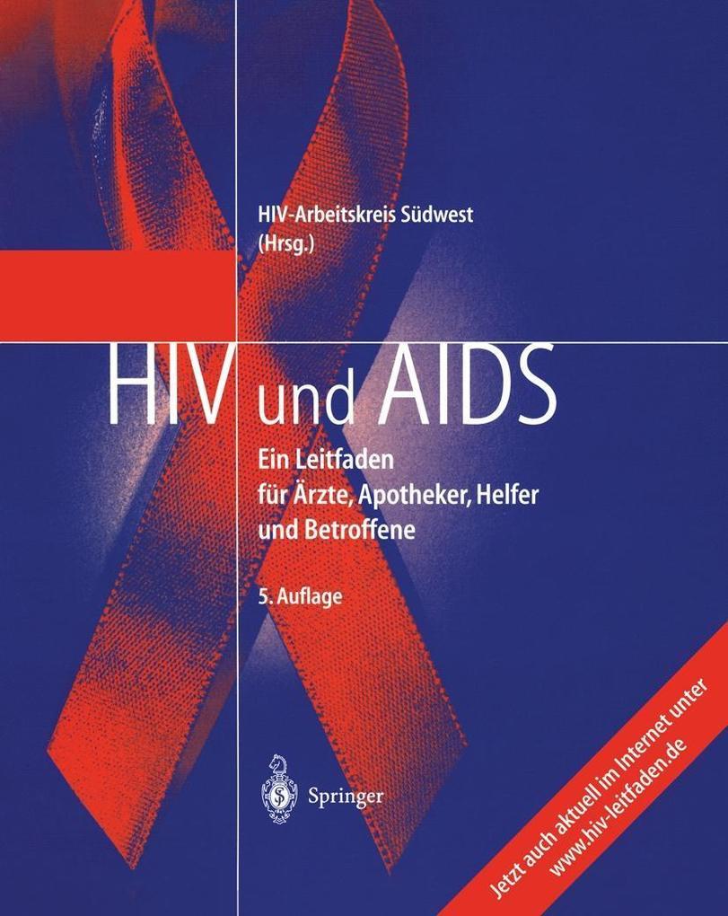 HIV und AIDS als eBook Download von