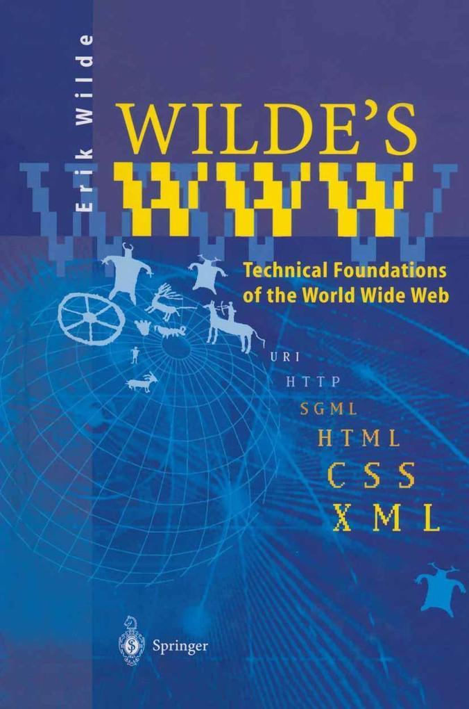 Wilde´s WWW als eBook Download von Erik Wilde