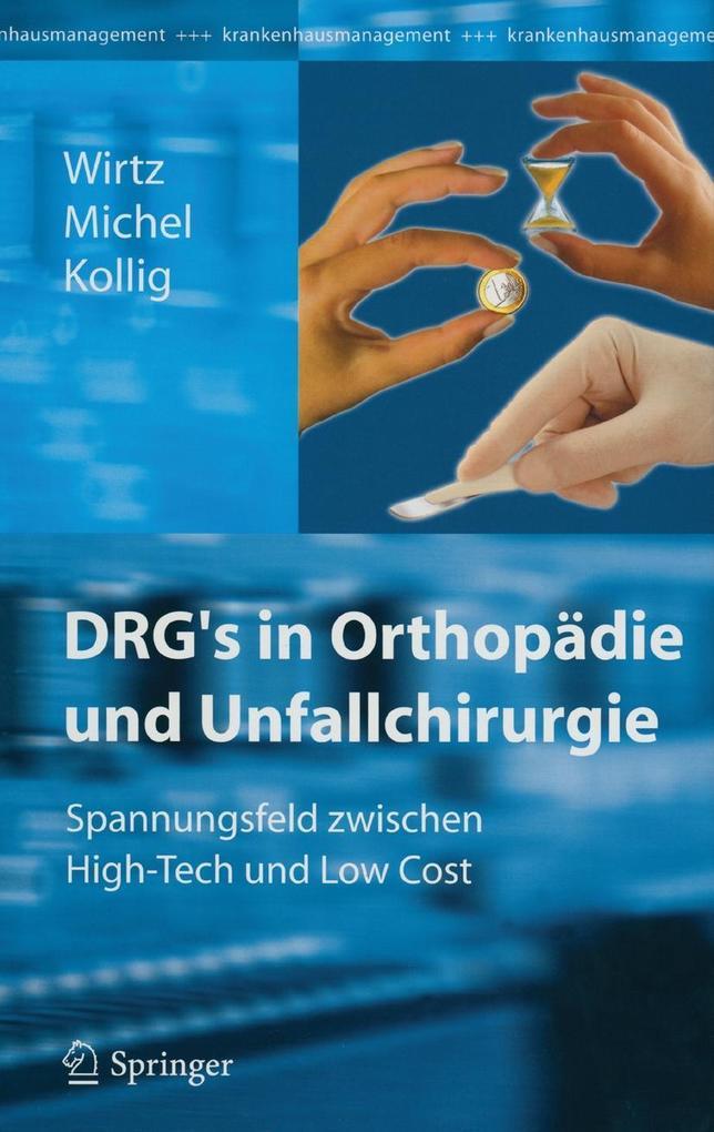 DRG´s in Orthopadie und Unfallchirurgie als eBo...