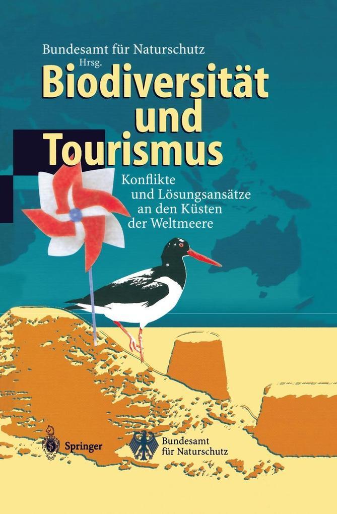 Biodiversitat und Tourismus als eBook Download von