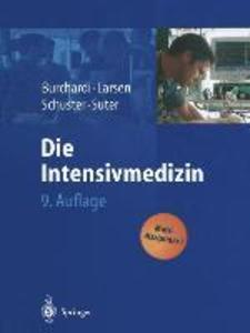 Die Intensivmedizin als eBook Download von