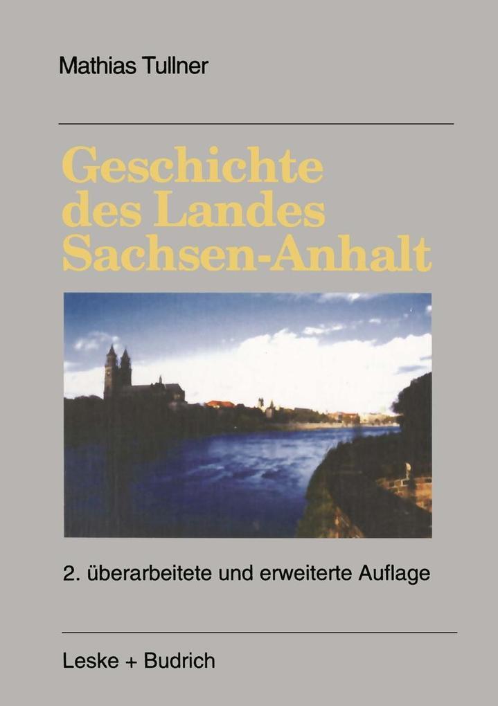 Geschichte des Landes Sachsen-Anhalt als eBook ...