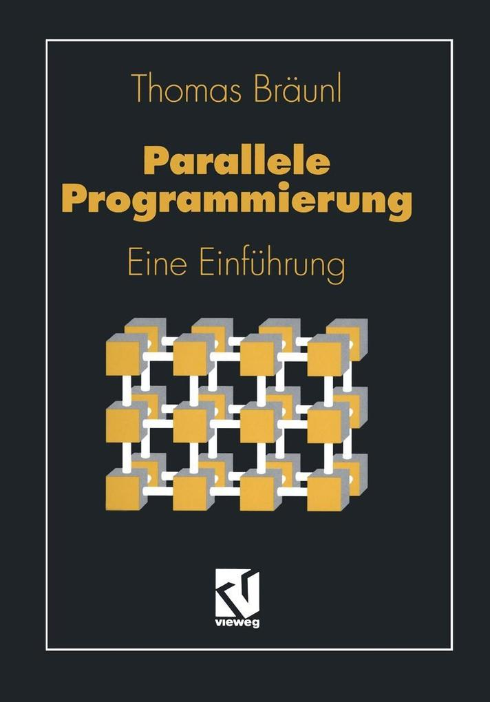 Parallele Programmierung als eBook Download von