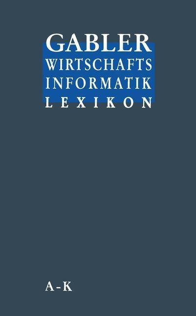 Gabler Wirtschafts Informatik Lexikon als eBook...