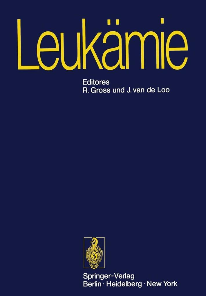 Leukamie als eBook Download von