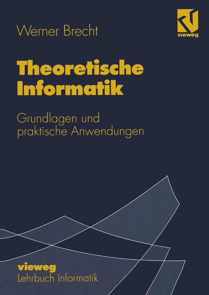 Theoretische Informatik als eBook Download von
