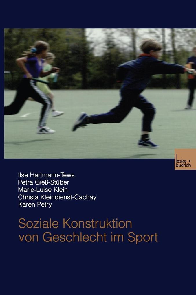 Soziale Konstruktion von Geschlecht im Sport al...