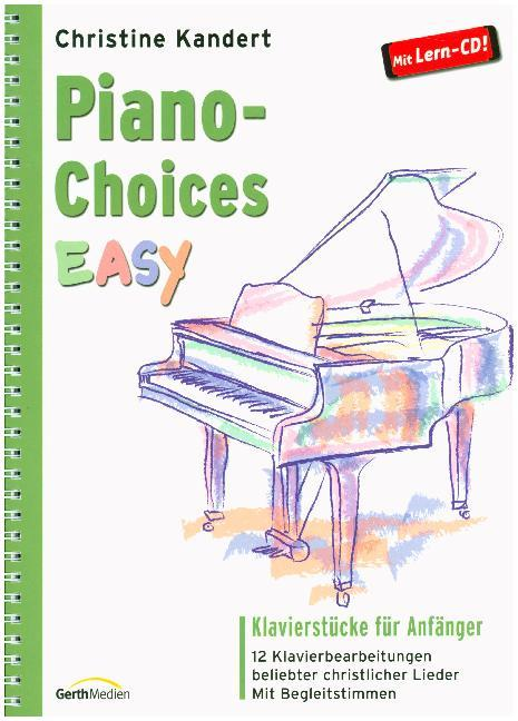 Piano-Choices EASY als Buch