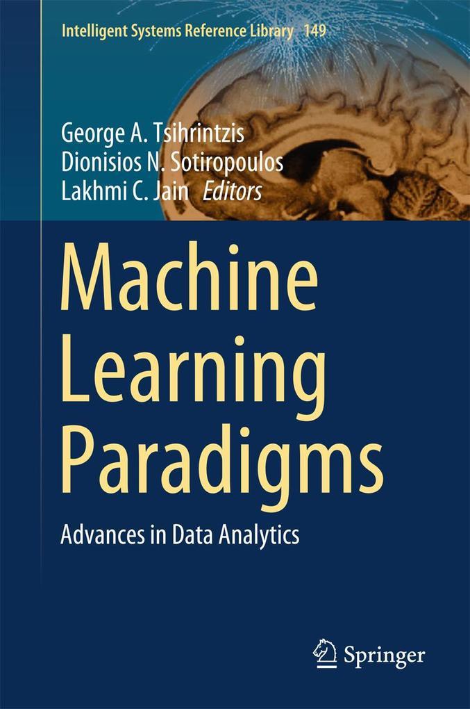 Machine Learning Paradigms als eBook Download von